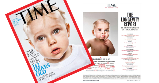 Explosion of Aging Awareness – TIME Magazine | More Years