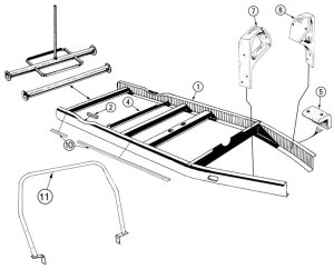 Man Chassis and Exhaust System   manspares