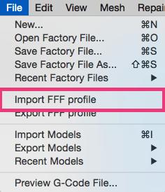 importFFF