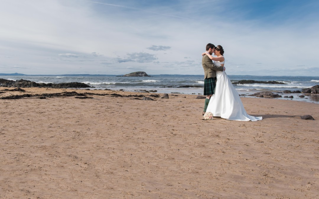 Claire + Craig married at MacDonald Marine Hotel