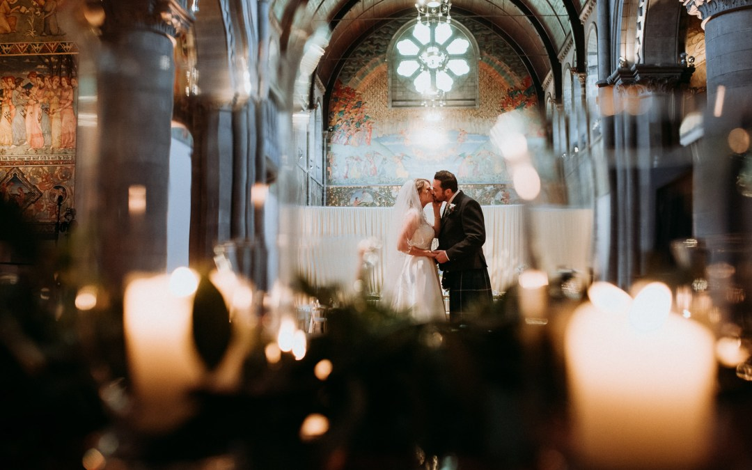 // Louisa + Ben Married at Mansfield Traquair