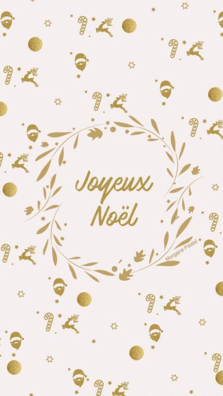 wallpaper joyeux noël - decembre