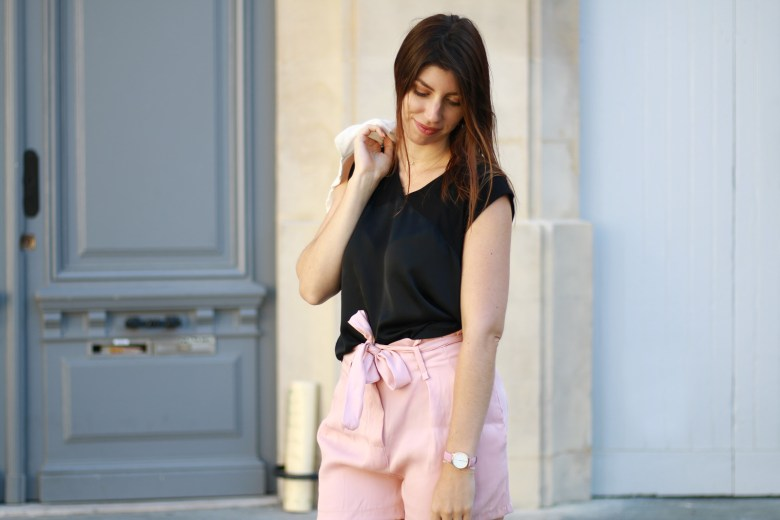 look pink style summer