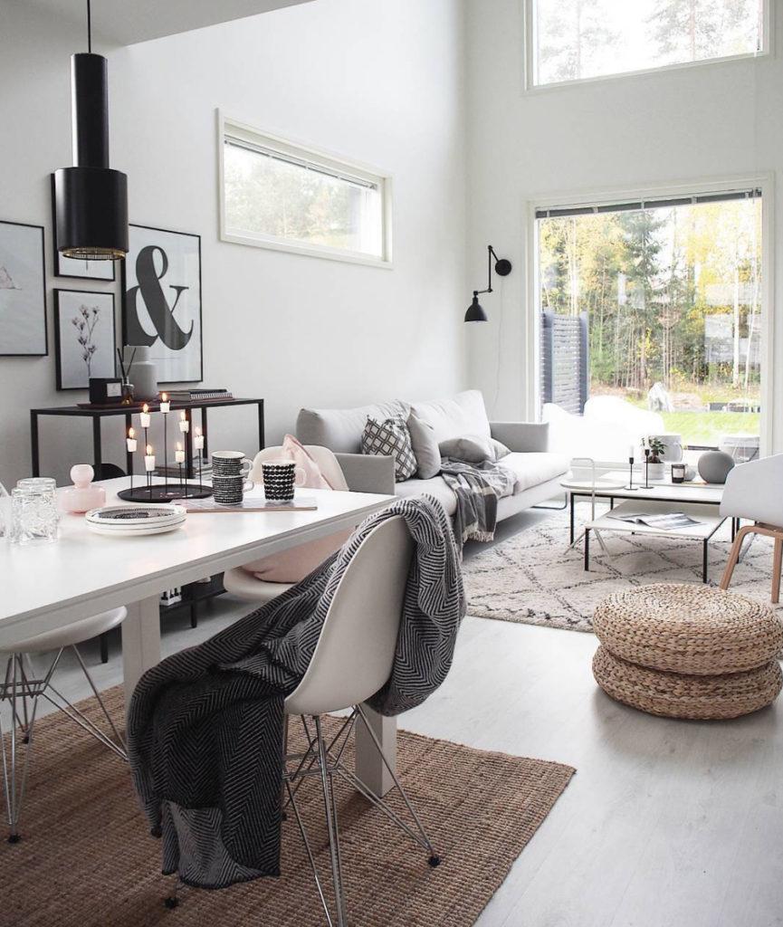 deco style scandinave industriel