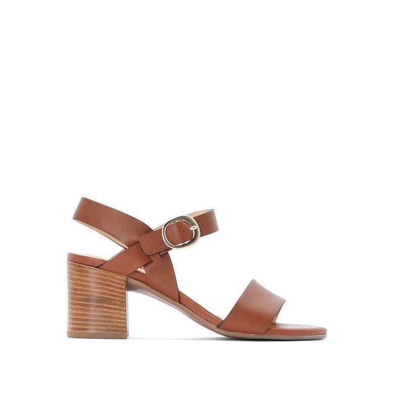 sandales jonak cuir