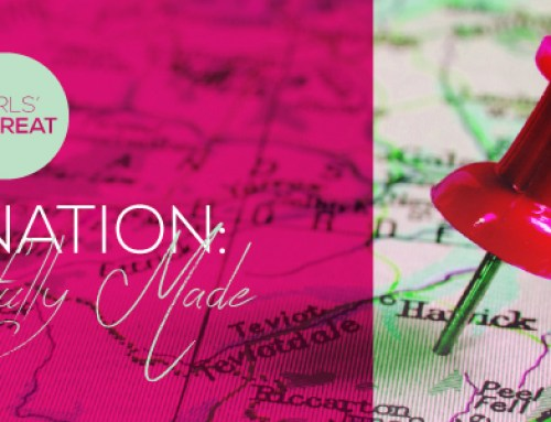 Destination: Wonderfully Made