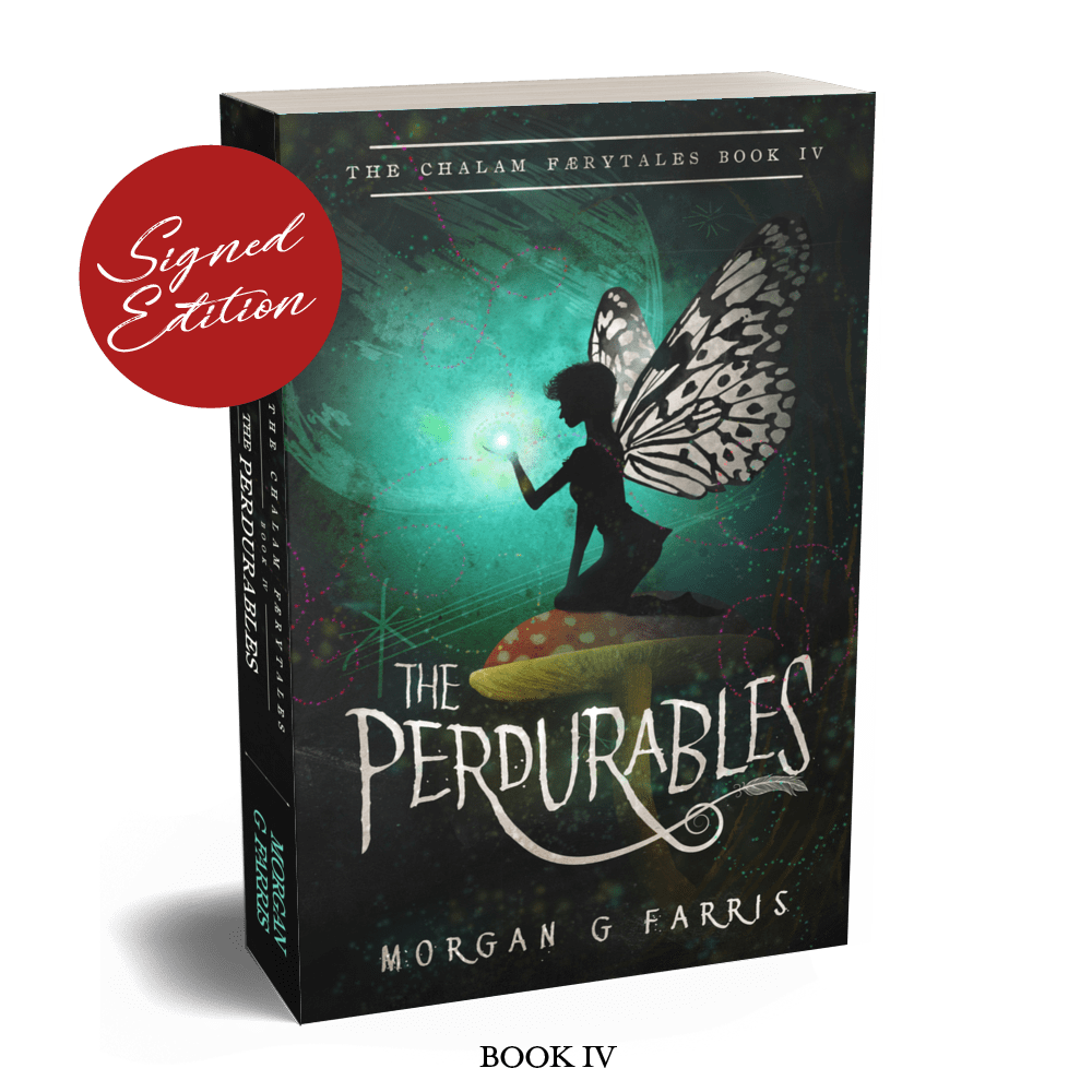 The Perdurables | The Chalam Færytales Book IV