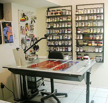 StudioWorkArea
