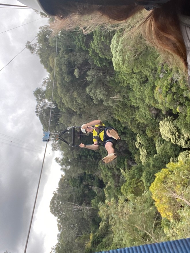 Piiholo Ranch Zipline in Maui