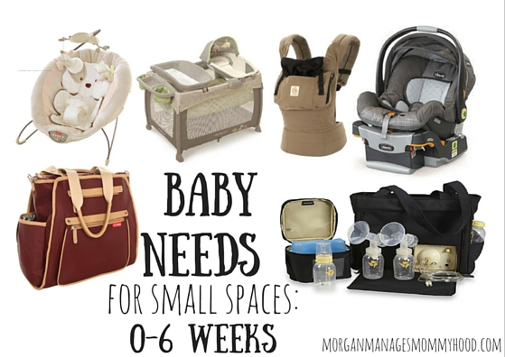 Baby Needs forSmall Spaces