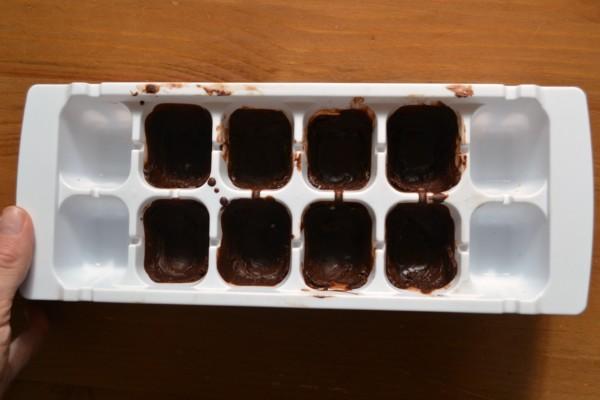 healthier peanut butter cup shells