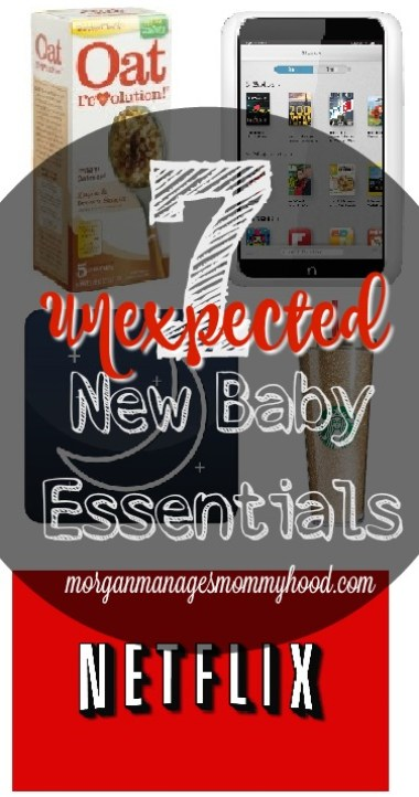 Being a new mom is hard. Make it easier by getting these 7 unexpected new baby essentials that you won't find on other baby preparation lists!