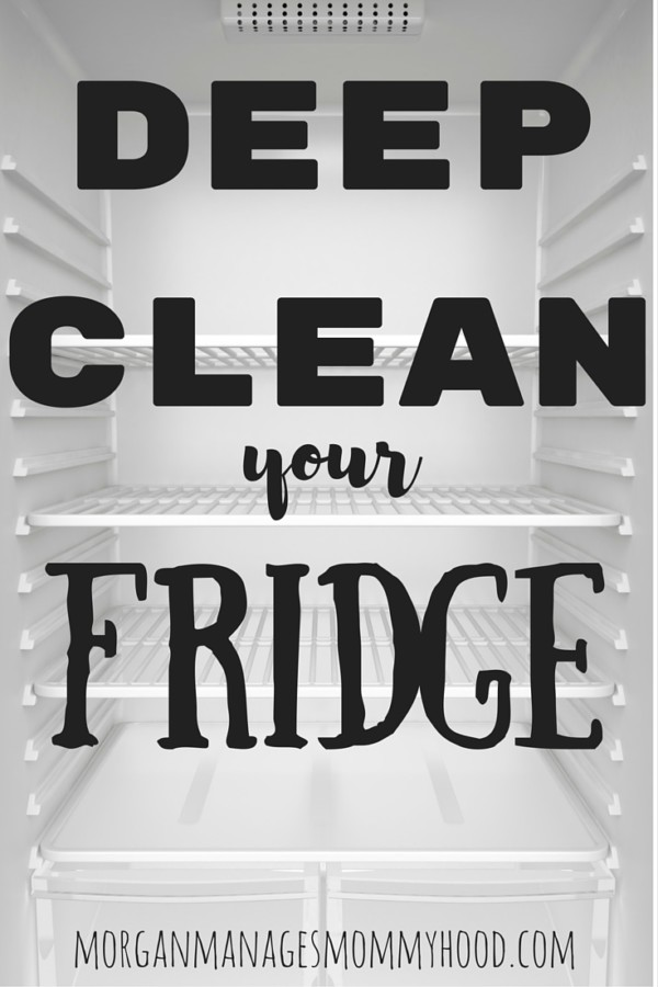 Fridges can become dirty and neglected easily, but since we keep food there, learning how to deep clean your fridge should be a priority. Read on to learn how deep clean your fridge without ruining all of your food!