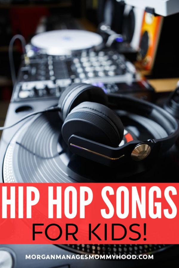 25+ Hip Hop Songs for Kids - clean rap songs - Morgan