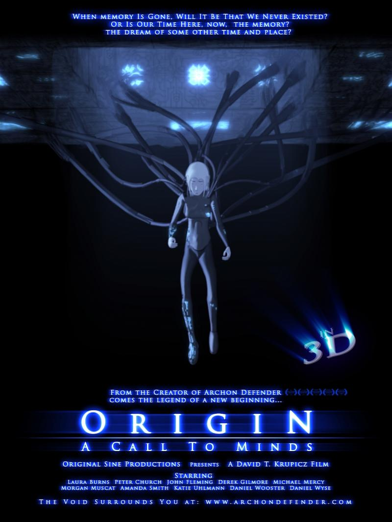 January 7 2012 Exclusive ORIGIN A CALL TO MINDS Images