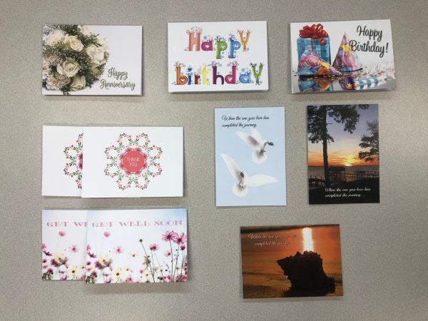 Assortment Card Collection- 10PK
