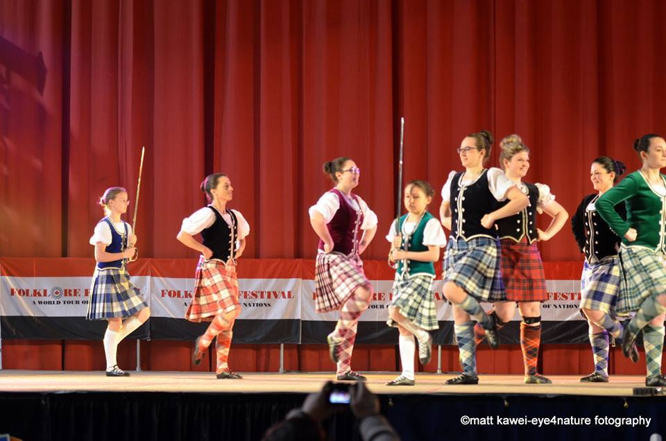 Highland Dance Thunder bay