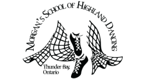 Morgan's School of Highland Dance Logo