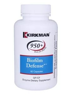 Kirkman Labs- Biofilm Defense 60 caps