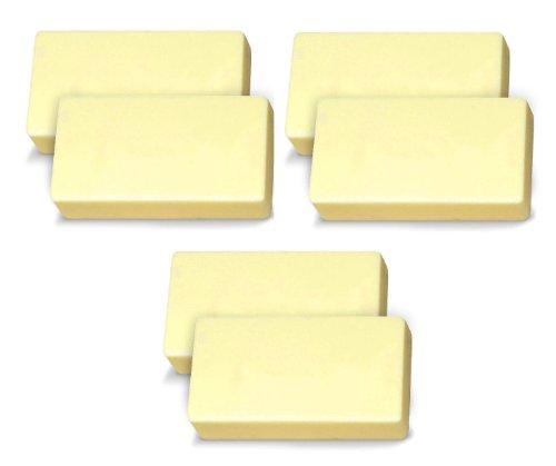 Premium Sufur Lavender Soap | 10% Sulfur Advanced Cleaning Bar 4oz (6-4oz Bars)