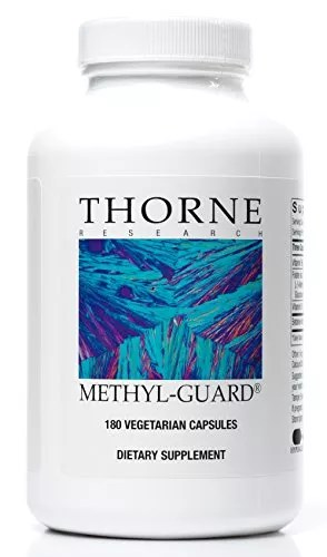 Thorne Research – MethylGuard – Dietary Supplement with Folate and B12 – 180 Vegetarian Capsules