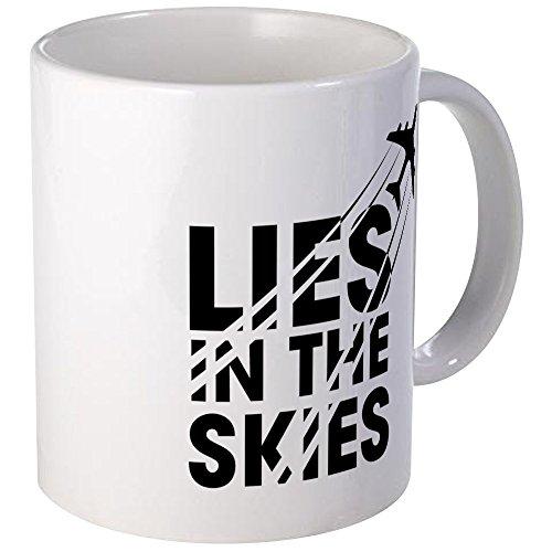 CafePress – Chemtrails – Unique Coffee Mug, 11oz Coffee Cup