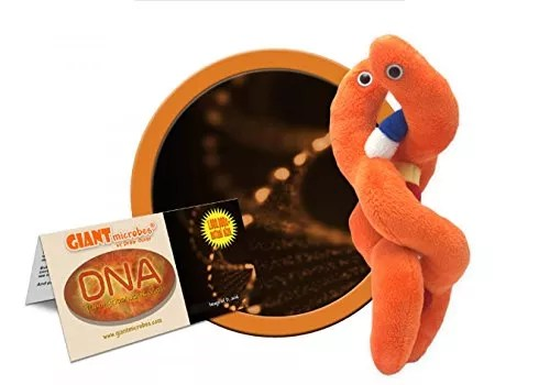 GIANTMicrobes – DNA (Deoxyribonucleic acid) Educational Plush
