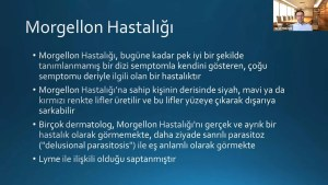 Turkish Lyme Presentation with Information about Morgellons Disease