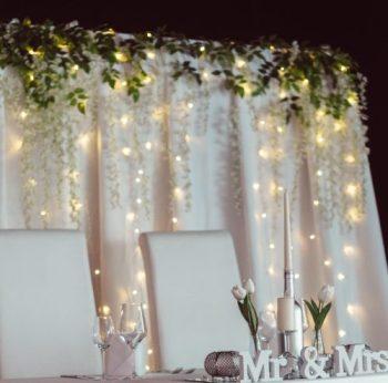 Hochzeitsdekoration mieten