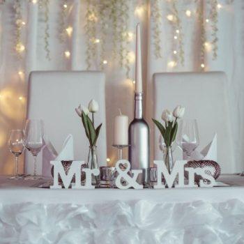 Wedding decoration rental