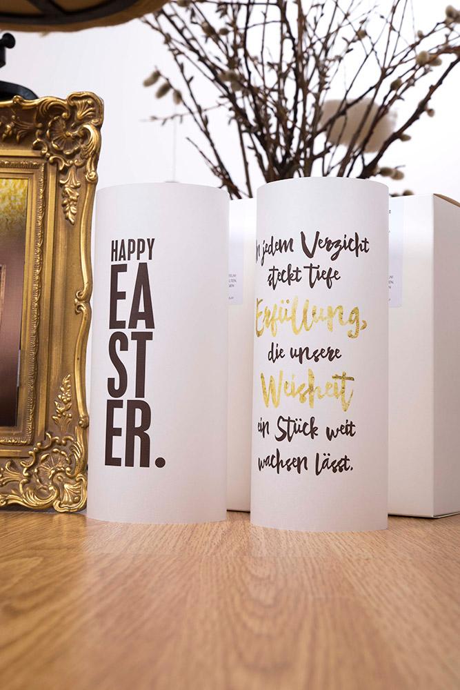 PAPER LIGHT SHADE - Motive Ostern - aus dem Hause MORI