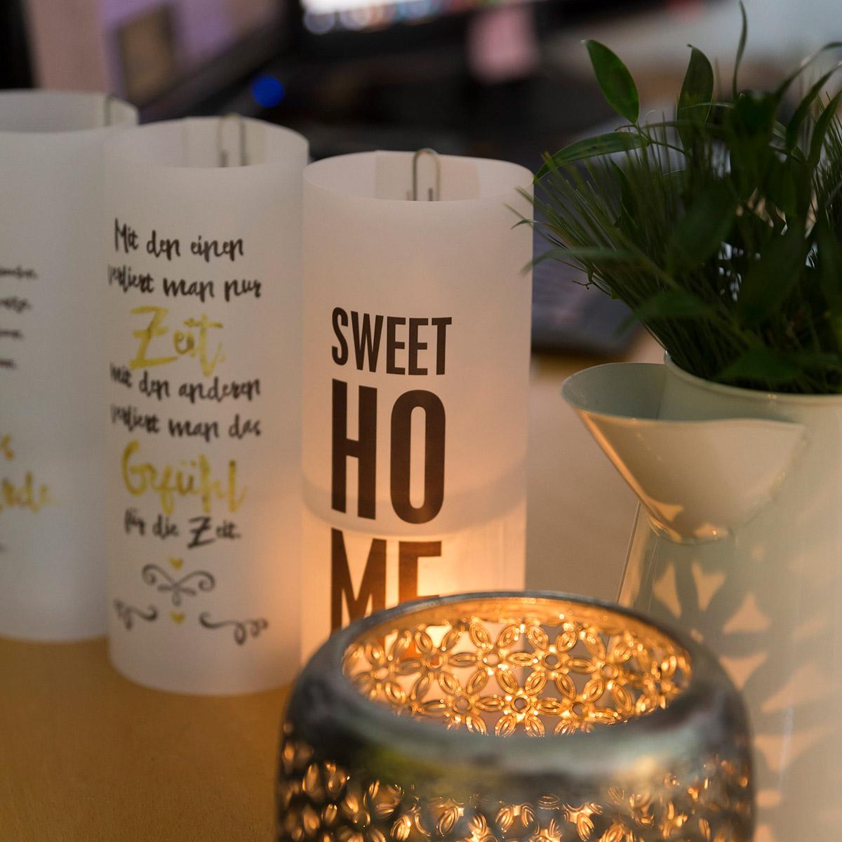 Paper Light Shades bei MORI Werbung & Fotografie in der Aschausiedlung in Bad Ischl