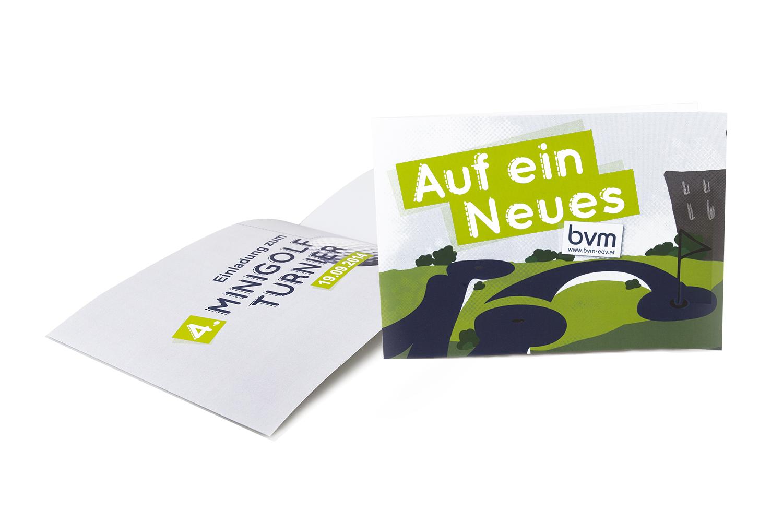 bvm-EDV Flyer