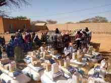 Morija Aide d'urgence Djibo