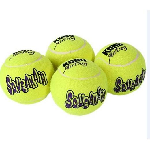 Balle de tennis Kong pour chiens