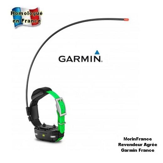 Garmin Alpha 100 / collier MINI TT15 - collier de repérage GPS + dressage pour petit chien