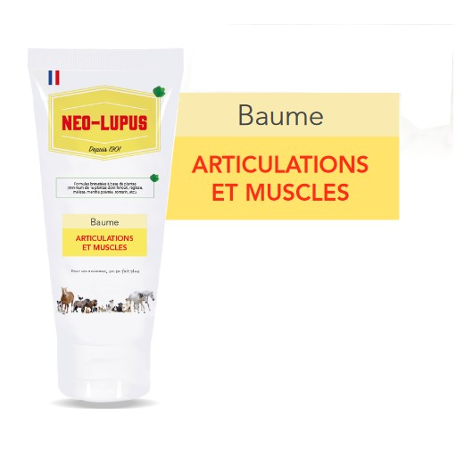 Neo Lupus - Baume articulations et muscles