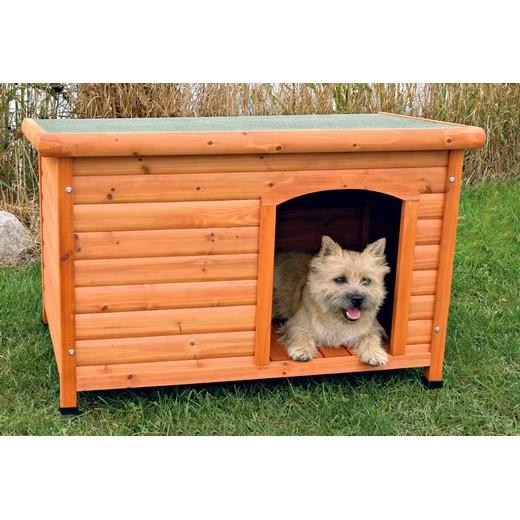 niche bois canada pour chien