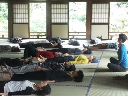 セルフケア 瞑想