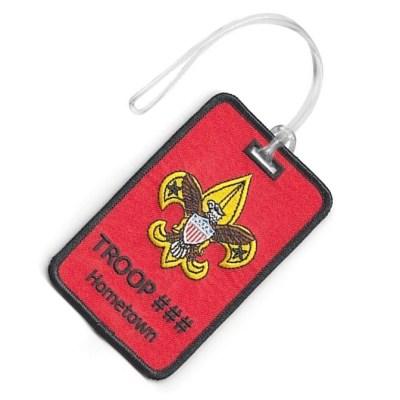 BSA Luggage Tags