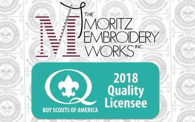 Moritz Named Quality Licensee by the BSA for 2018