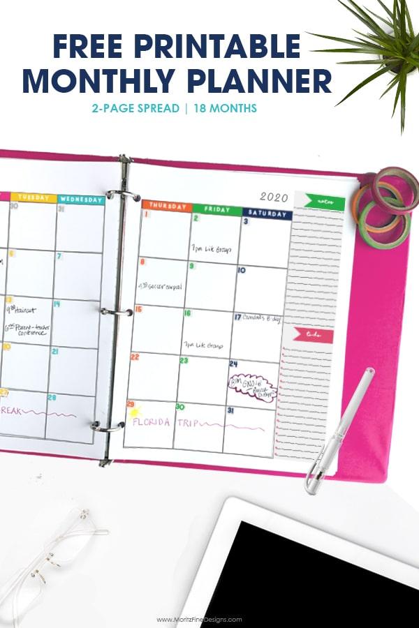 free printables planner # 41