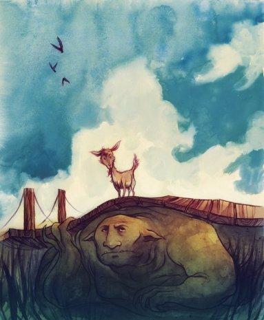 troll-goat-bridge