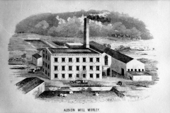 Albion Mill on Church Street