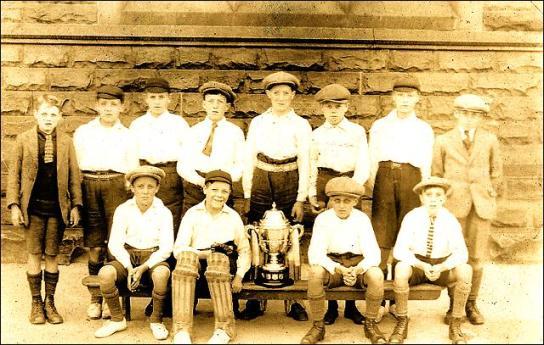 Winners of the T.K. Brumfitt Cup