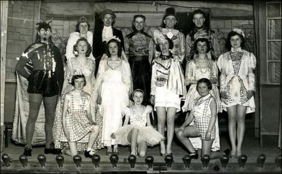 Church Pantomime at St. Pauls Church, Drighlington