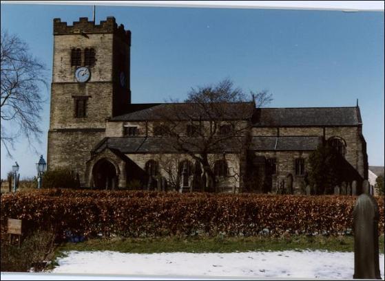 St. Paul's Church, Drighlington
