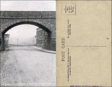 The old bridge on Station Road