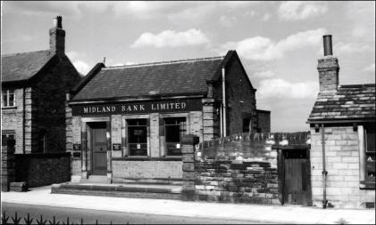 Midland Bank, King St., Drighlington