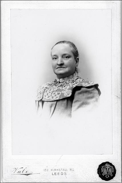 Mother of Annie Peel (Grandma Sykes)